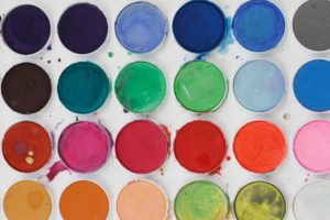 the perfect color scheme for your new website