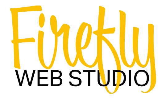 firefly web studio logo - wordpress website developement